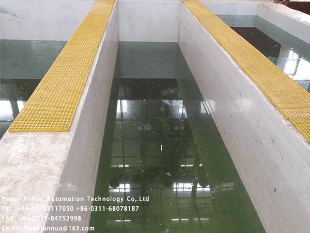 hot dip galvanizing bath